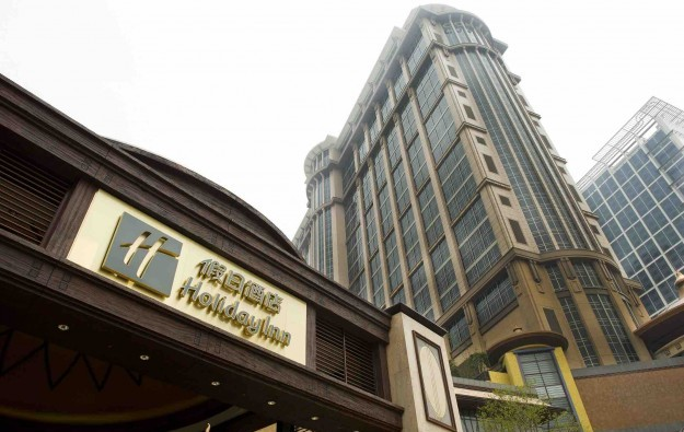 Holiday Inn Cotai to close for Londoner rejig: LVS
