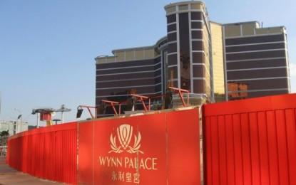 Wynn forecast for Cotai project very bullish: Nomura