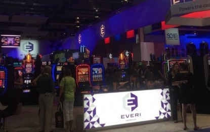 Everi teams with Nevada indy studio on slot content