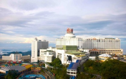 Genting Malaysia 1Q profit down 60 pct on forex losses
