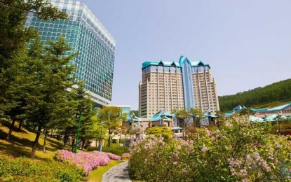 Kangwon Land 2019 profit up 13pct on improved sales
