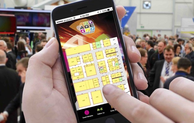 Australasian Gaming Expo 2016 updating show app