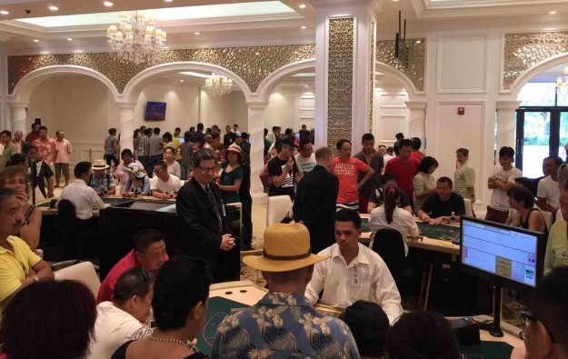 Not right time for gaming tax in Saipan: regulator