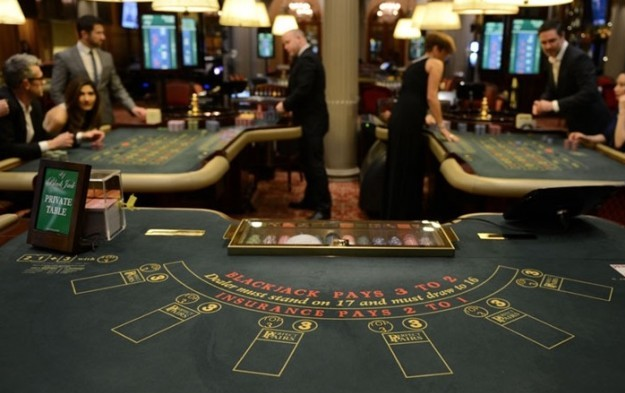 London casino to focus on Chinese market: Landing