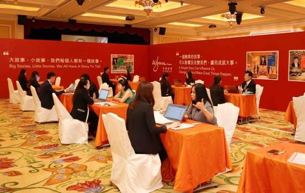 Wynn Macau Ltd hires more staff ahead of Cotai opening