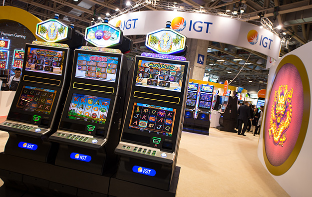 IGT revenue up in 1Q, net loss jumps on forex losses