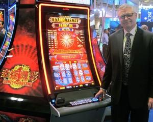 Aristocrat brings baccarat to slot machines