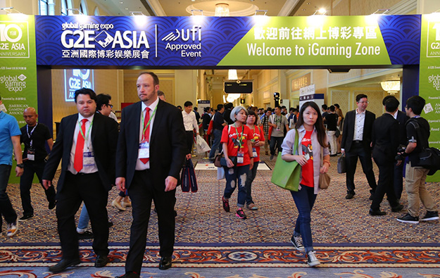 G2E Asia 2017 starts today in Macau