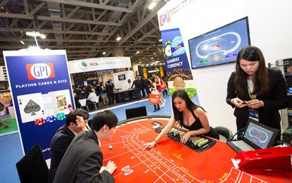 Casino supplier GPI full-2016 revenue up 5 pct