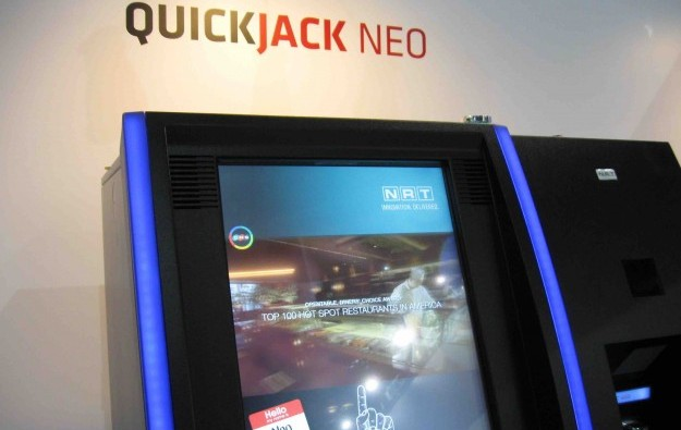 QuickJack NEO payments kiosk 'future proof': NRT