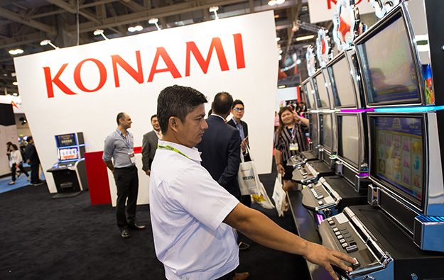 Konami, Hidden Fruit tie on new casino analytics system