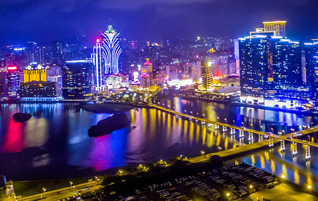 Macau casino GGR up 18pct March, 13pct 1Q: govt