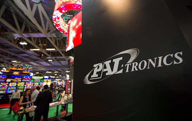 Paltronics technology in half Macau's slot machines: firm