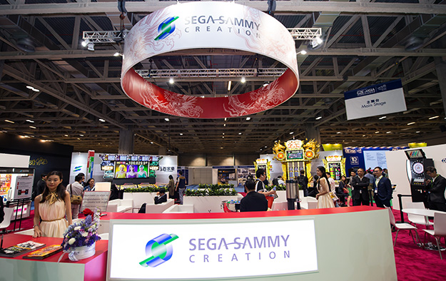 Sega Sammy units get nod as Nevada casino tech firms