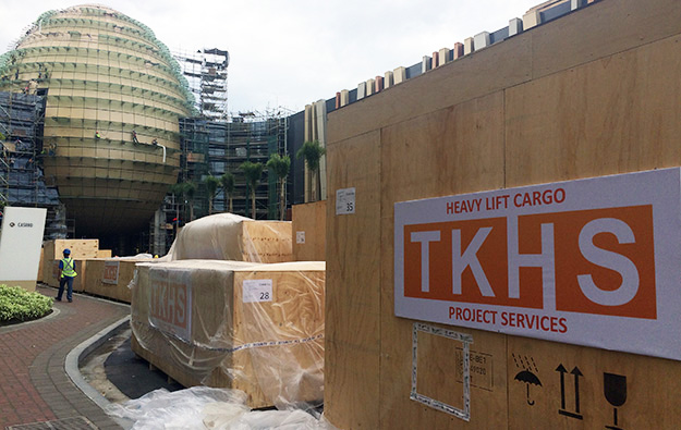 Casino logistics provider TKHS sees strong growth in Asia