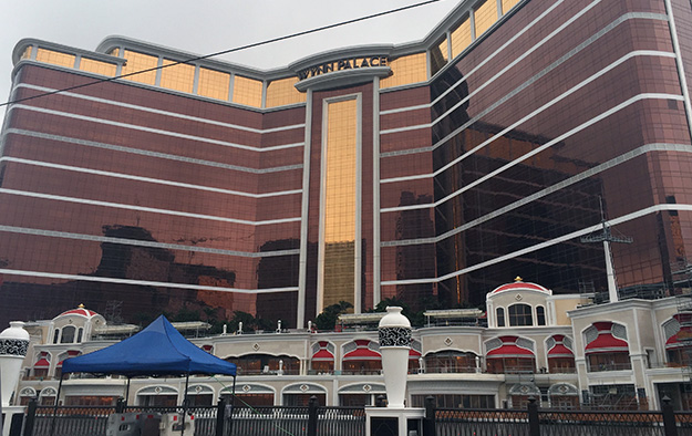 Wynn Palace likely to receive only 100 new tables: firm