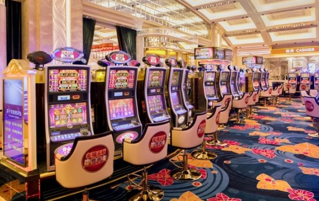 New low-denomination slot area at Galaxy Macau