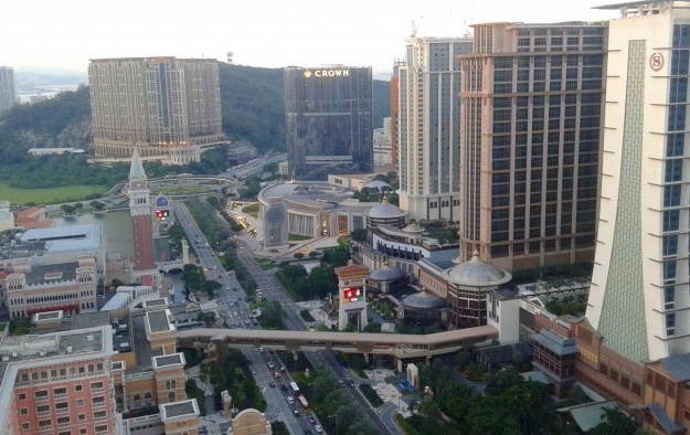 Macau casino GGR up 18 pct in February: govt