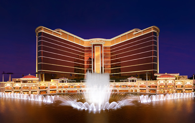 Wynn Macau now has its extra tables for 2017: firm