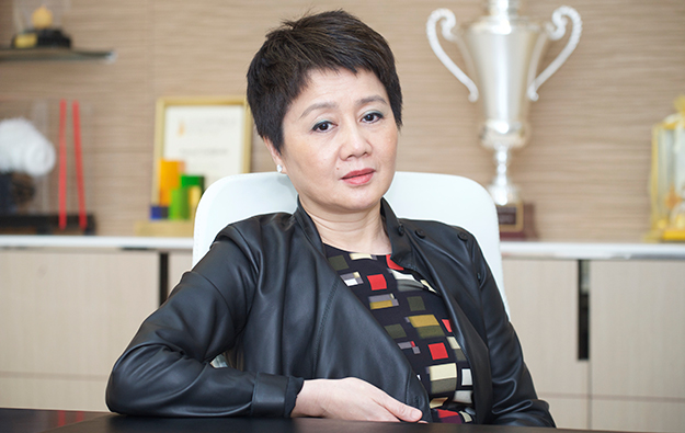 Angela Leong stands for re-election as Macau legislator