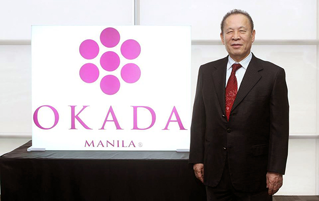 Universal Ent US$400-mln notes for Okada Manila build