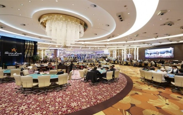 S. Korea's 2016 foreigner-only casino sector sales up 3pct