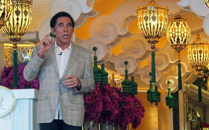 S. Wynn lawyers again say Nevada has no legal hold on him