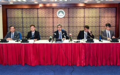 Macau gaming-related crime cases up 14 pct in 1H