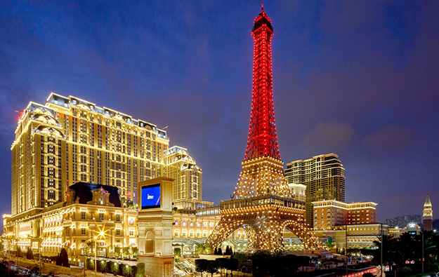 Parisian Macao, city's new US$2.7-bln bet, opens today