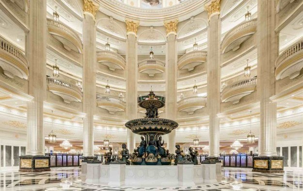 Parisian Macao fountains could reopen soon: govt