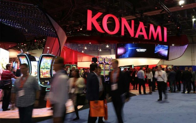 Strong yen hurts Konami slot profits 1H fiscal 2017