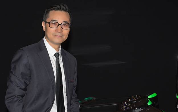 Interblock promotes Michael Hu to VP Asia