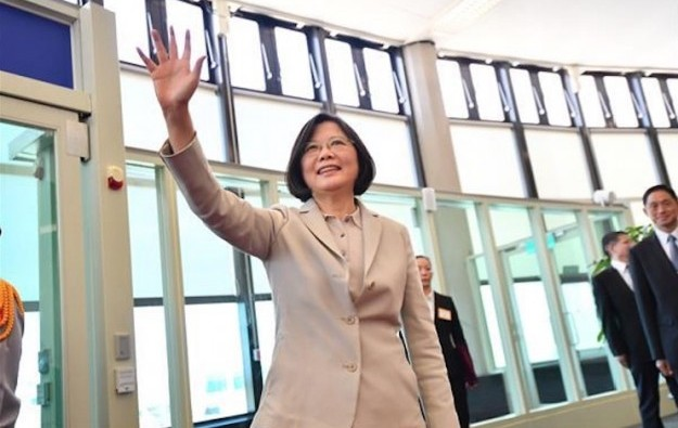 Taiwan President reiterates opposition to casinos