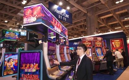 Slot maker Aristocrat net profit up 88pct fiscal 2016