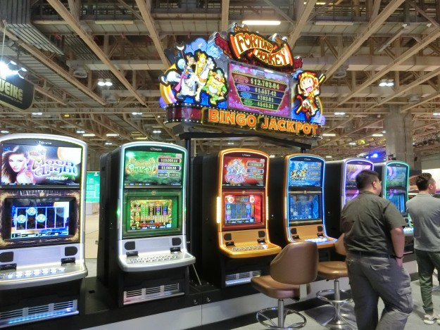LT Game bets on slots, promotes cash handling