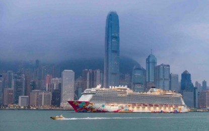 Genting HK confirms US$900mln sale of cruise vessel