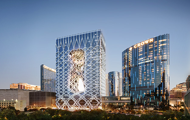 CoD Macau's fifth tower to have gaming: Lawrence Ho