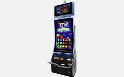 Sci Games launches Tetris-themed game for TwinStar J43