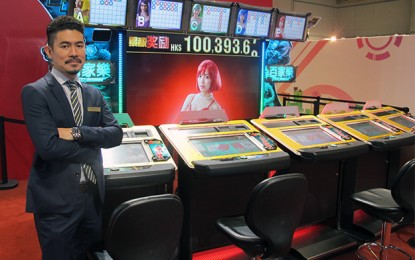 Sega Sammy Creation 'had a great 2016': executive