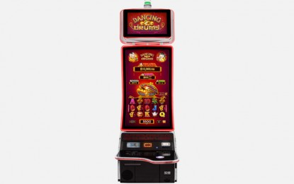 Scientific Games launches curved portrait-style cabinet