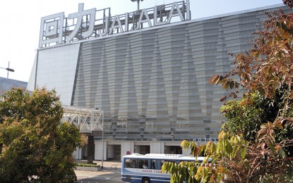 Macau's Jai Alai hotel opens in time for Grand Prix
