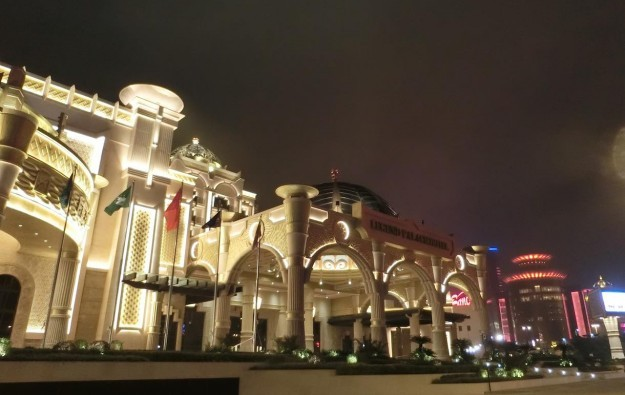 Casino hotel Legend Palace opening Macau Feb 27: CEO