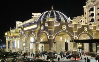 No reopening dates yet for 2 typhoon-hit Macau casinos