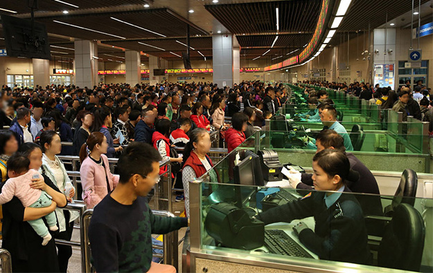 Labour Day visitor arrivals to Macau up 6.7pct: govt