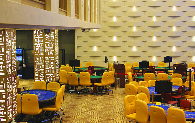 New Silkroad's Jeju casino ramps 1H rev, profit