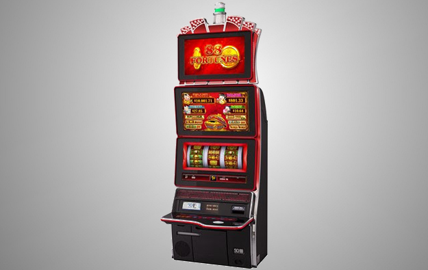 Scientific Games introduces TwinStar 3RM cabinet