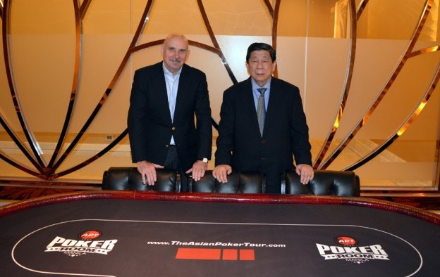 Winford's casino hosts APT Poker Room Manila