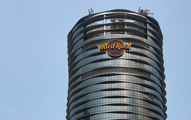 Melco Crown changes name, drops Hard Rock in Macau