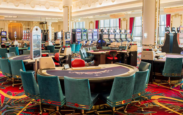 Paradise Co reopens 3 casinos after weeks of safety pause