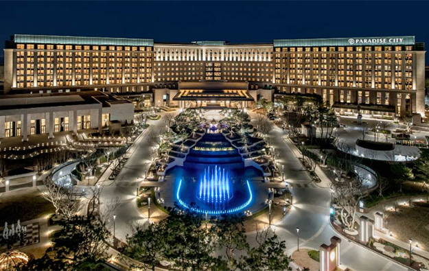 S. Korea's Paradise Co casino revenue up 25 pct in May